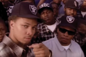 Eazy-E - Real Muthaph*ckkin G's (HD Director's Cut)