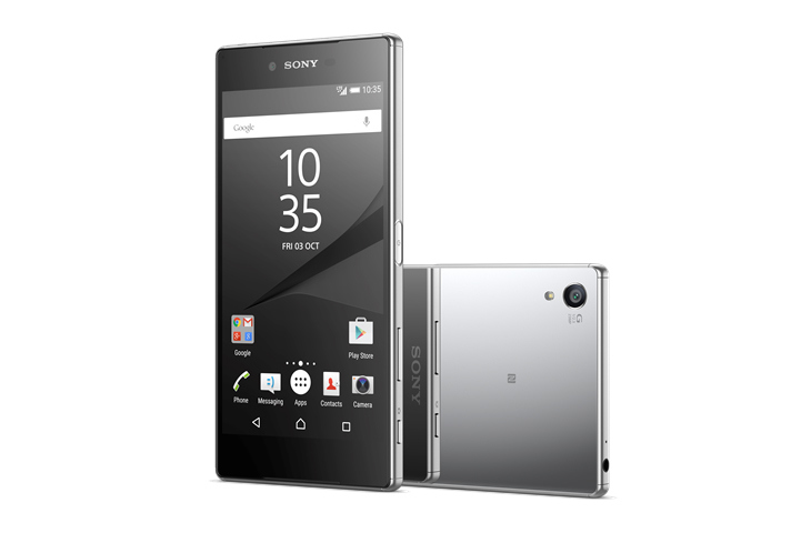 Sony's Xperia Z5 Premium Smartphone With 4K Display