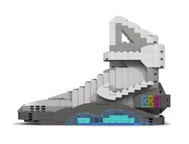 Nike Air MAG Done In LEGO Bricks