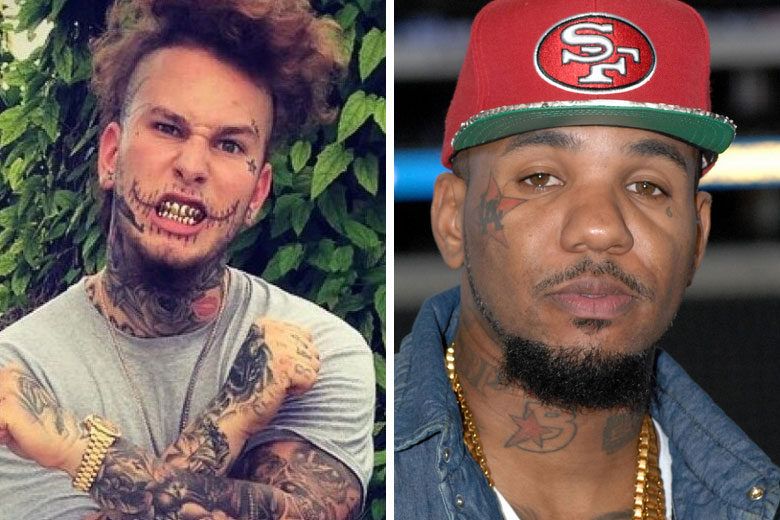 The Game and Stitches