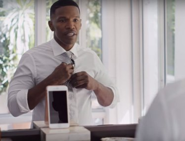Check Out Apple's iPhone 6S Ads With Jamie Foxx