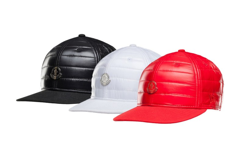 Monclear x New Era 2015 Snapbacks