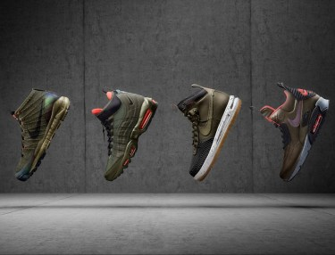 Nike Holiday 2015 Sneakerboots Collection