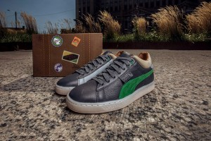 Burn Rubber x PUMA Stepper