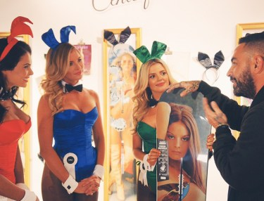 Burton x Playboy Snowboard Launch Party (Recap)
