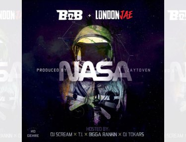 B.o.B. x London Jae - NASA (Mixtape)