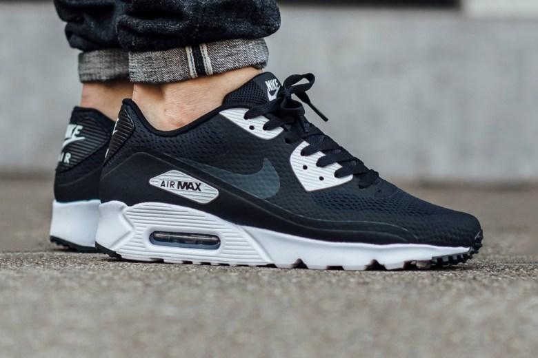 Nike Air Max 90 Ultra Essential Black/Anthracite