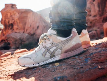Bodega x ASICS GEL-Classic - On The Road
