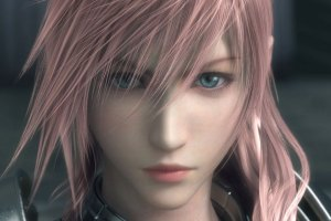 Lightning from Final Fantasy