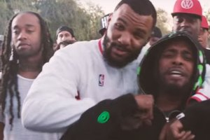 Game ft. Ty Dolla $ign, Mitchy Slick, Skeme - My Flag/Da Homies (Video)