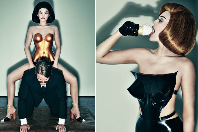 Kylie Jenner for Interview Magazine