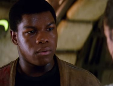 Finn from Star Wars