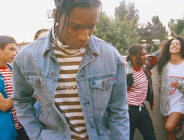 A$AP Rocky x Guess Originals Collection