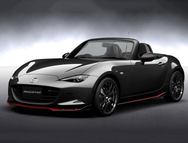 Mazda Unveils Racing Concepts for Tokyo Auto Salon