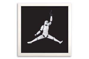 Naturel's Guernica x Star Wars Mash-Up