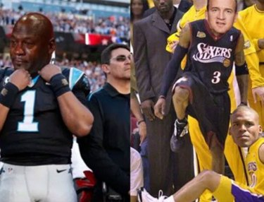 Internet Mercilessly Mocks Cam Newton After Super Bowl Loss