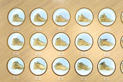 Check Out This All-Gold Air Jordan Collection in China
