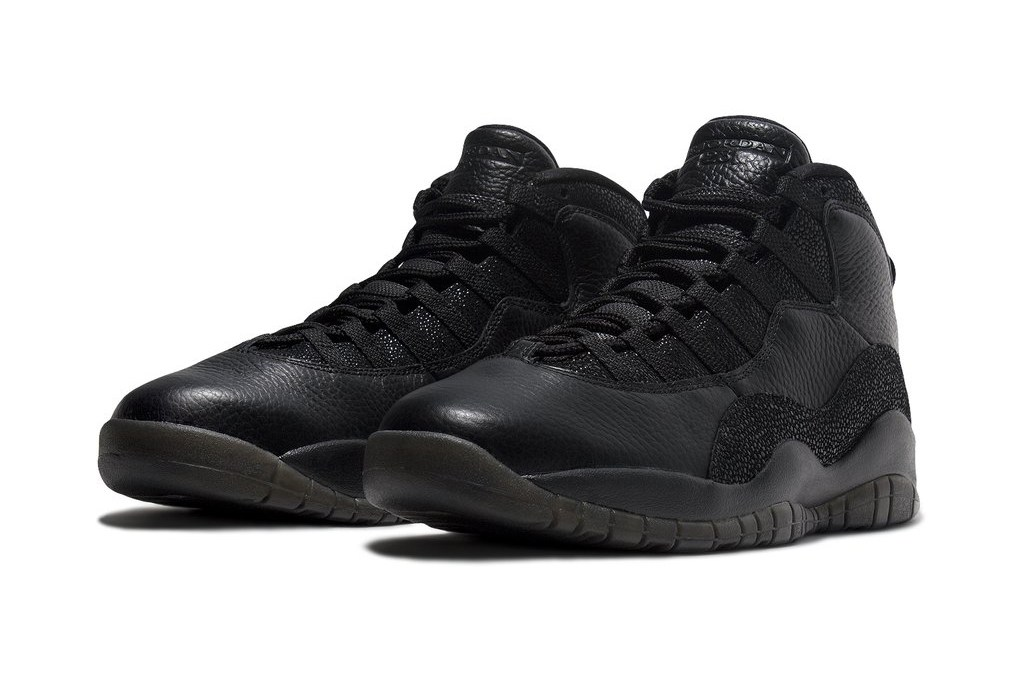 wholesale dealer fb658 d8ca8 Air Jordan 10 OVO. With the 2016 NBA All-Star Weekend ...