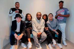 Kendrick Lamar Invites Compton High School Students to Grammys