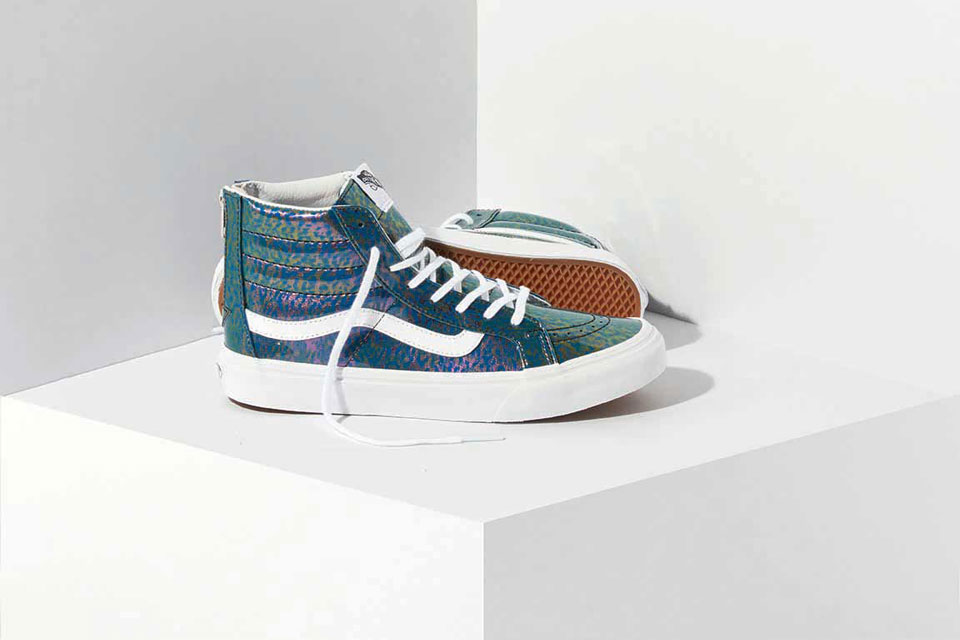 7dc0cc4432 Vans Celebrates 50th Anniversary with 50 Sk8-Hi Colorways