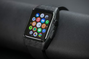 Feld & Volk Upgrade Apple Watch With Carbon Fiber