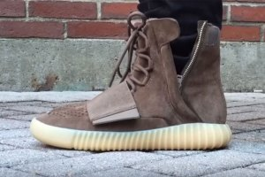 Adidas Yeezy Boost 750 Brown