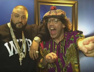 DJ Khaled vs Nardwuar