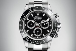 2016 Rolex Daytona With Black Cerachrom Bezel
