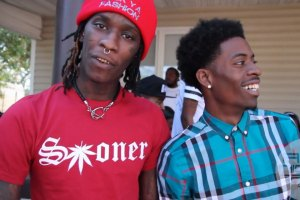Young Thug and Rich Homie Quan