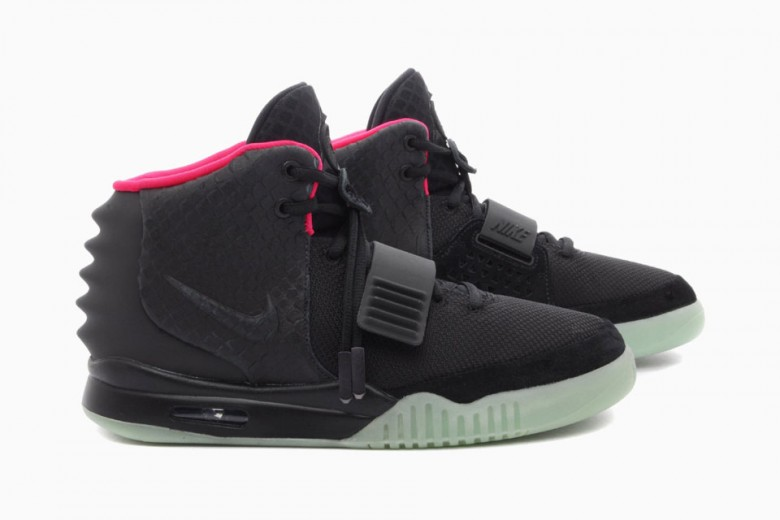 Nike Air Yeezy 2 - Solar Red