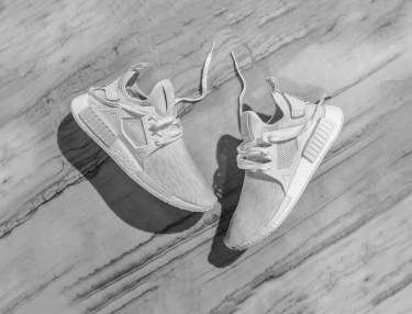 Adidas NMD XR1 Triple White