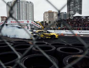 Experiencing Formula DRIFT: Streets of Long Beach