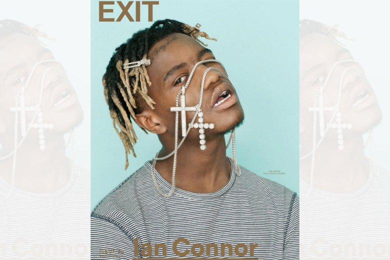 Ian Connor Covers EXIT Magazine, Issue 32