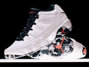 Air Jordan 9 Low 'Jordan Brand Classic' PE