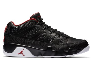 Air Jordan 9 Low Bred