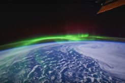 NASA Offers Stunning 4K Video of Aurora Borealis From Space