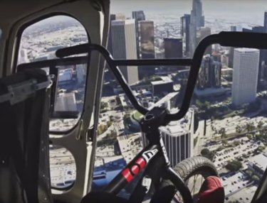 Nigel Sylvester Travels Through L.A. Streets in Latest GO! Episode