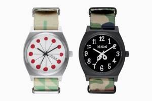 Nixon Teams Up With Artist Yusuke Hanai for Limited Collection