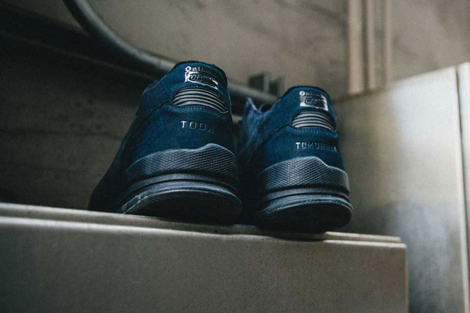 Publish Teases Upcoming Collaboration with Onitsuka Tiger
