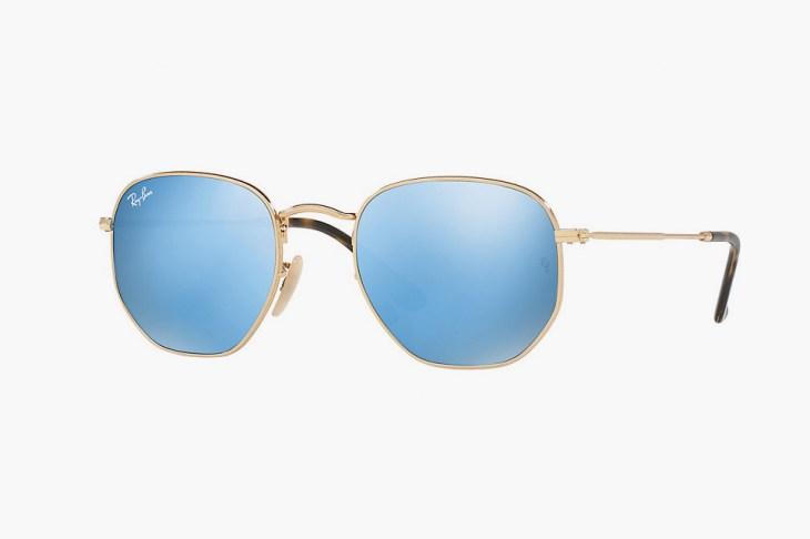 Ray-Ban Introduces Flat Lenses