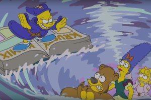 The Simpsons Couch Gag