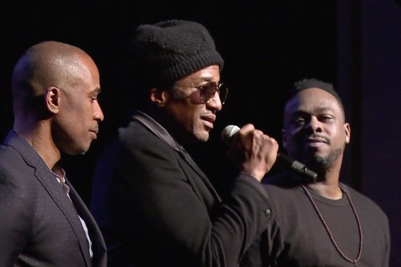 Q-Tip, Kanye West & Andre 3000 Pay Tribute to ATCQ's Phife Dawg