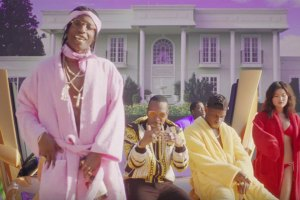 A$AP Rocky ft. Juicy J - Yamborghini High (Video)
