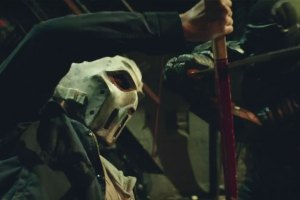 Casey Jones From 'Teenage Mutant Ninja Turtles 2'