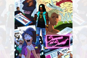 Wale Summer On Sunset Mixtape