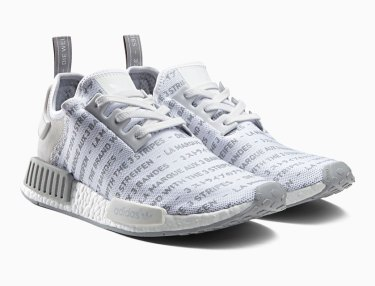 Adidas Originals NMD Whiteout/Blackout Pack