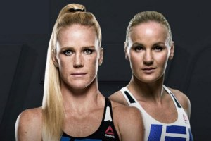 UFC on FOX: Holly Holm vs. Valentina Shevchenko