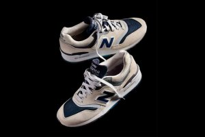 J.Crew X New Balance 997 Moonshot