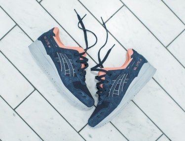 KITH x ASICS GEL-Lyte III Indian Ink