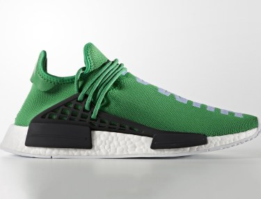 Green Colorway of the Pharrell x Adidas NMD